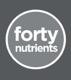 40 nutrients
